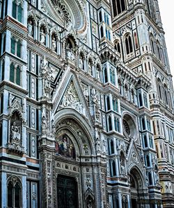 Cathedral Artistry in Florence