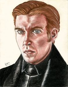 Domhnall Gleeson as Hux in Star Wars