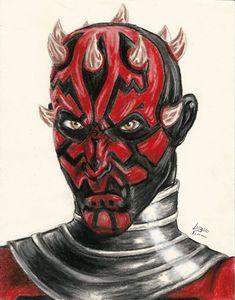 Darth Maul from Star Wars TCW
