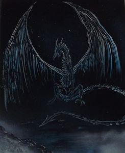 Blue Dragon #9
