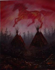 Wild Spirit #14