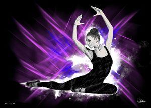 Danseuse  #4