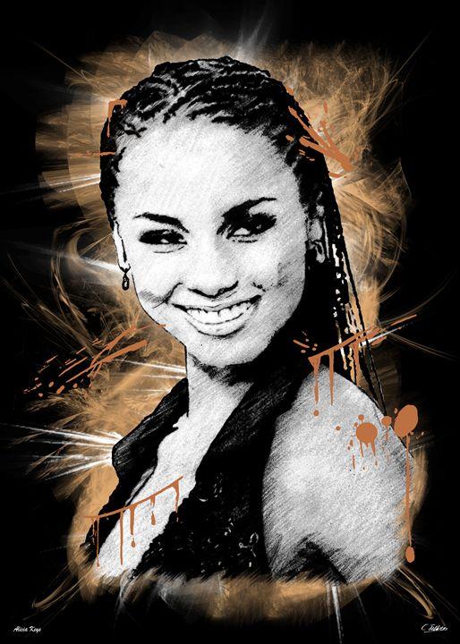 Alicia Keys - C.Tellier