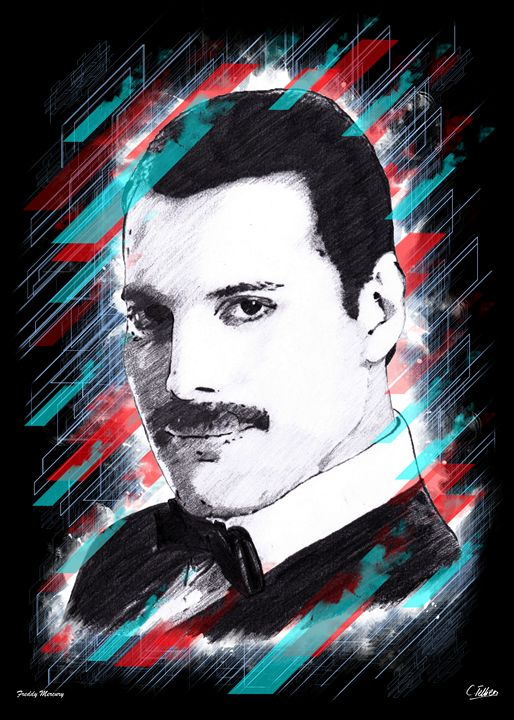 Freddie Mercury - C.Tellier