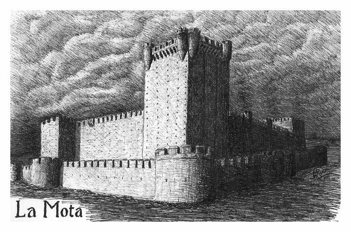 Castle La Mota, Spain - Michael Rush