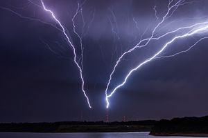 Transmitting lightning