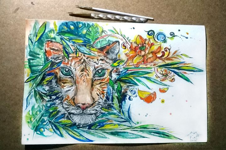 Tropical Mood 3 - Kate Turova
