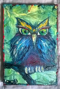 Owl Mood 1