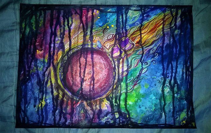 Another Planet - Kate Turova