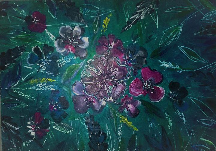 Flower Field - Kate Turova