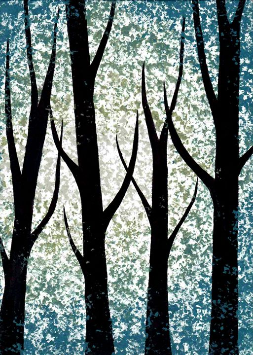 The Forest - Terri Yan