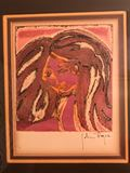 Color Etching signed by JOHN BOYCE