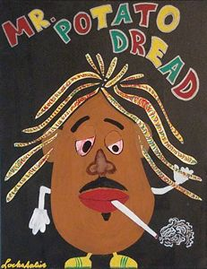 Mr. Potato Dread
