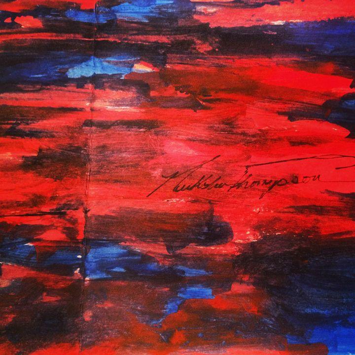 Love Sunset - LOVE Art Wonders (NickysArt)