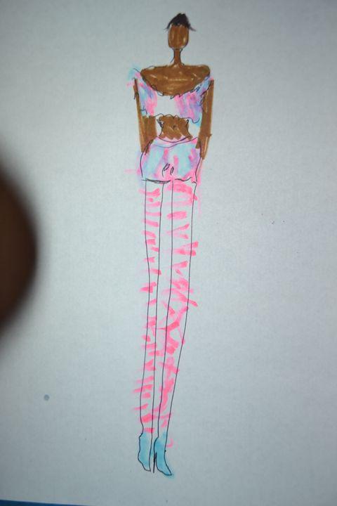 Black Beauty - LOVE Art Wonders (NickysArt)