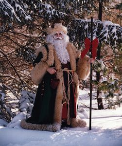 Black Forest Father Christmas I