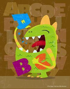 ABC Munch Monster