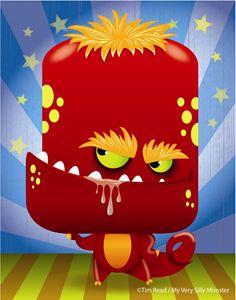 Slobber Monster