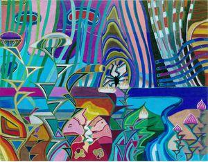 Le marais des mélancolies - Eric RENAUD
