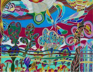 Jardins secrets - Eric RENAUD