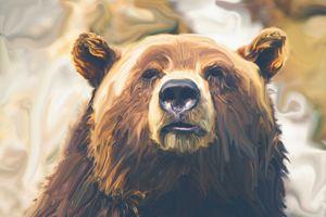 Big Brown Bear