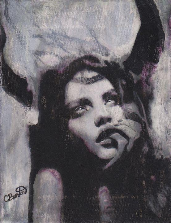 Forsaking Darkness - Christina Art