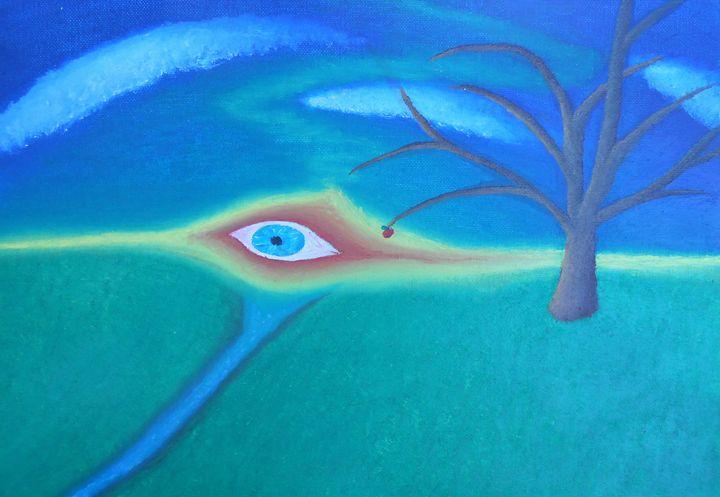 Eye of God - Van-Grow-Art