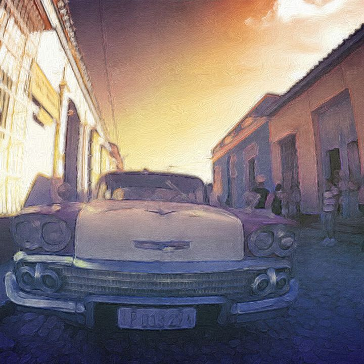 Cuba - Empire State Studios NYC