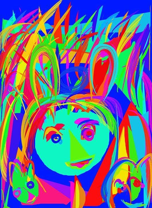 bunny - Moshe Dazin