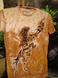 """Iguazu Fall """"batik tattoo"""""""