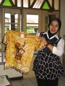 WERKUDARA/BIMA batik tattoo