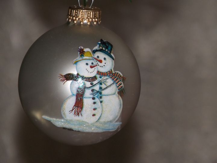 Christmas ornament - My lil stuff