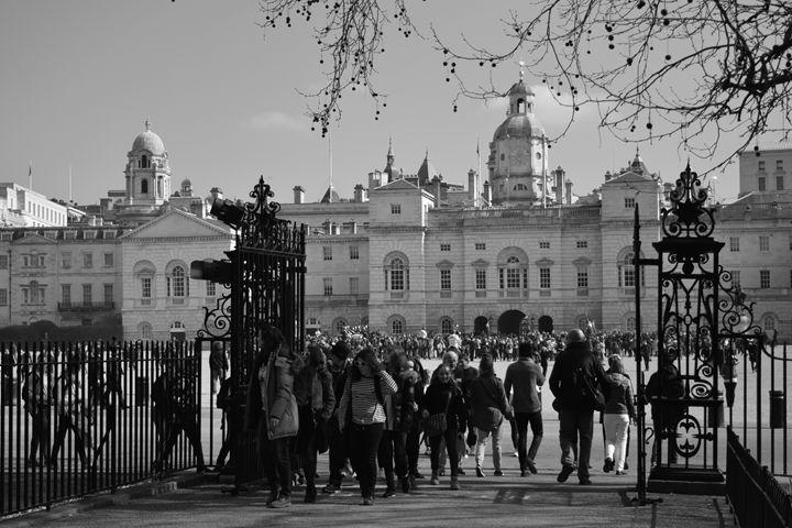 London's place - Croquet