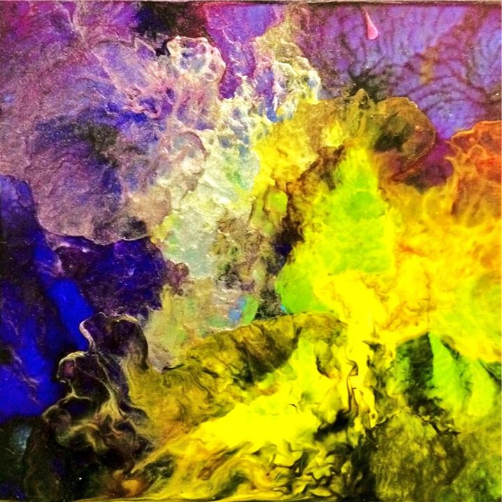 Untitled - AbstRACted Artwork