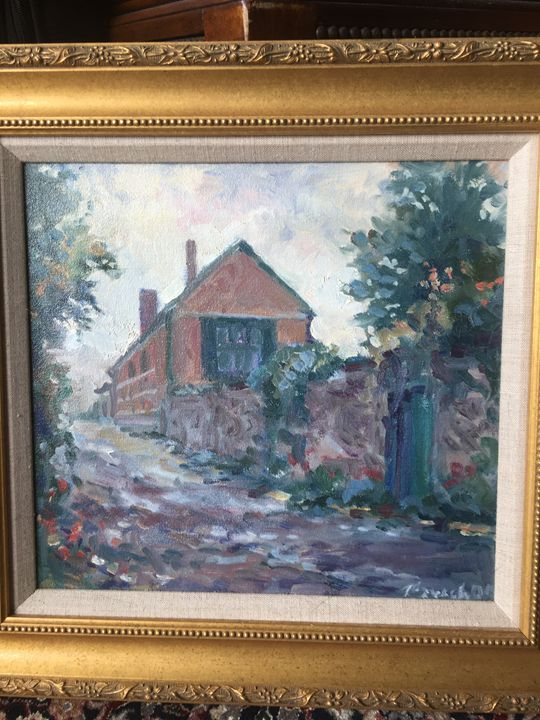 Farmhouse original by Thomas Trausch - Material Possessions