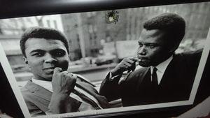 New York 1965 With Sidney Poitier in - Celebrities Status