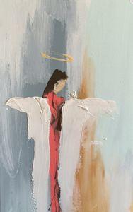 Angel on High