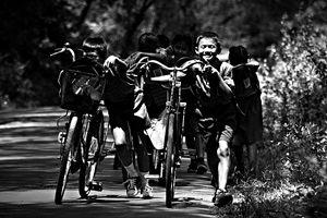 bike ride to home