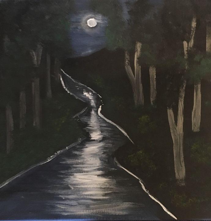 Dark river - Arts by Ari