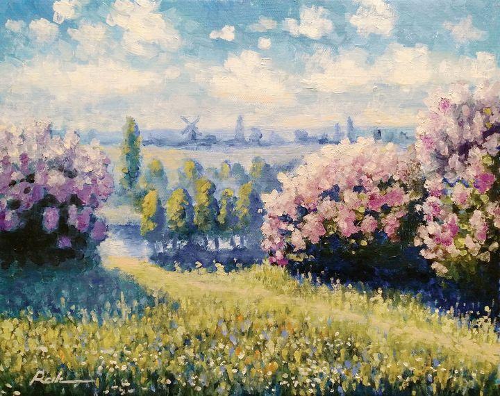Lilac - Oleh Rak