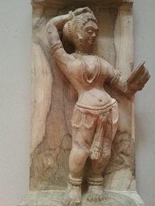 Darpan sundari - wood carvings