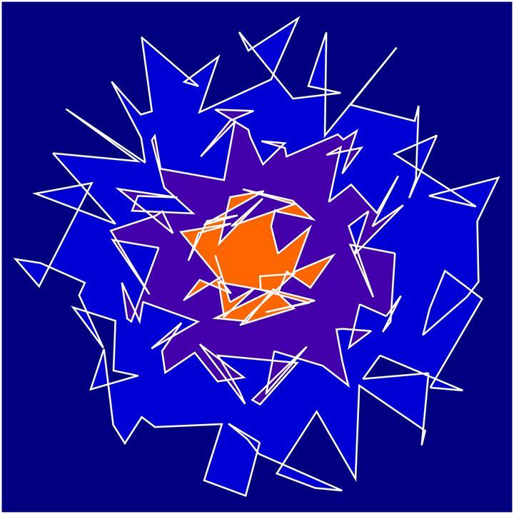 Scrambled - Digital Art