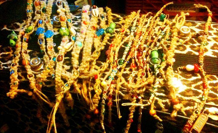Hemp Jewelry - Andrea