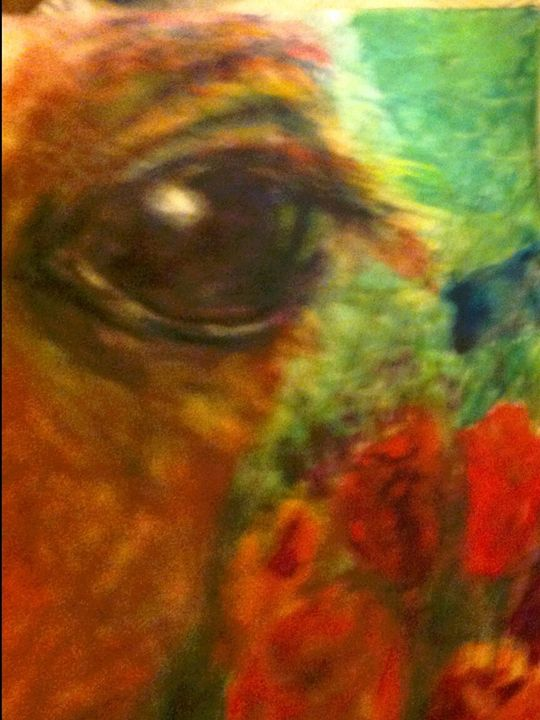 An Eye Foal of Spring - Andrea