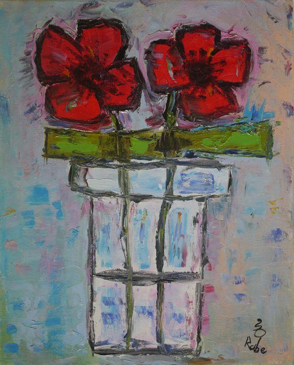 flower no 3 - Robert Rabe