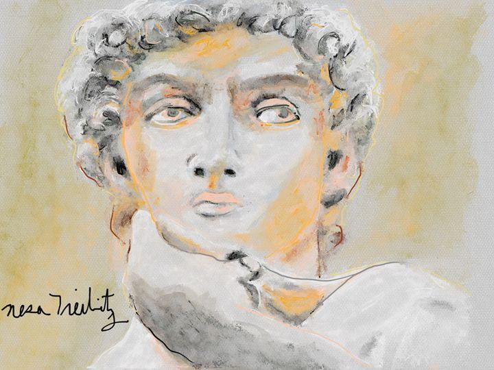 Statue of David - Nesa's Art
