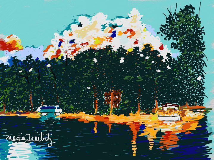 Summer Vacation - Nesa's Art