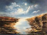 Unique Original paintings landscape