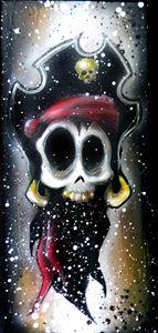 Pirate Ghost