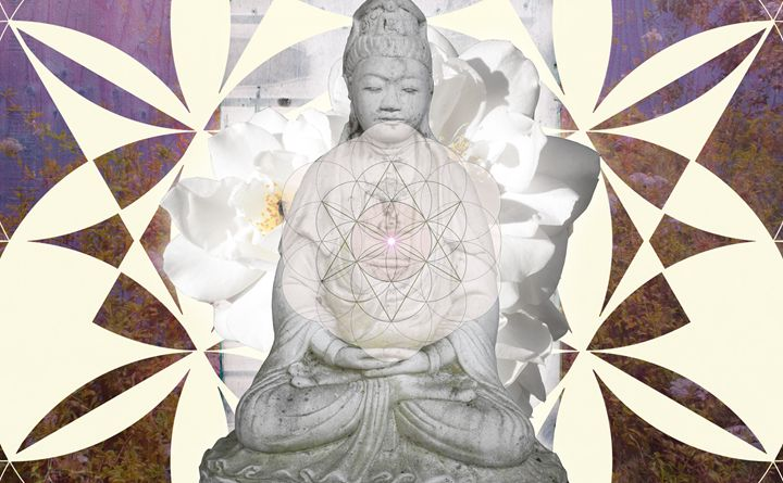 Kuan Yin Mandala - Empty Cup Gallery